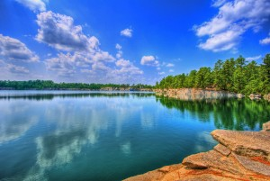 Quarry Landscape, Paul Potera photographer